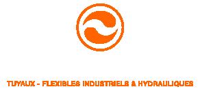 Logo Clarel texte blanc avec baseline