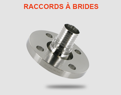 Raccords à bride