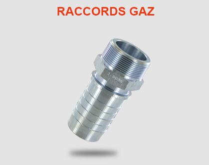 Raccord gaz