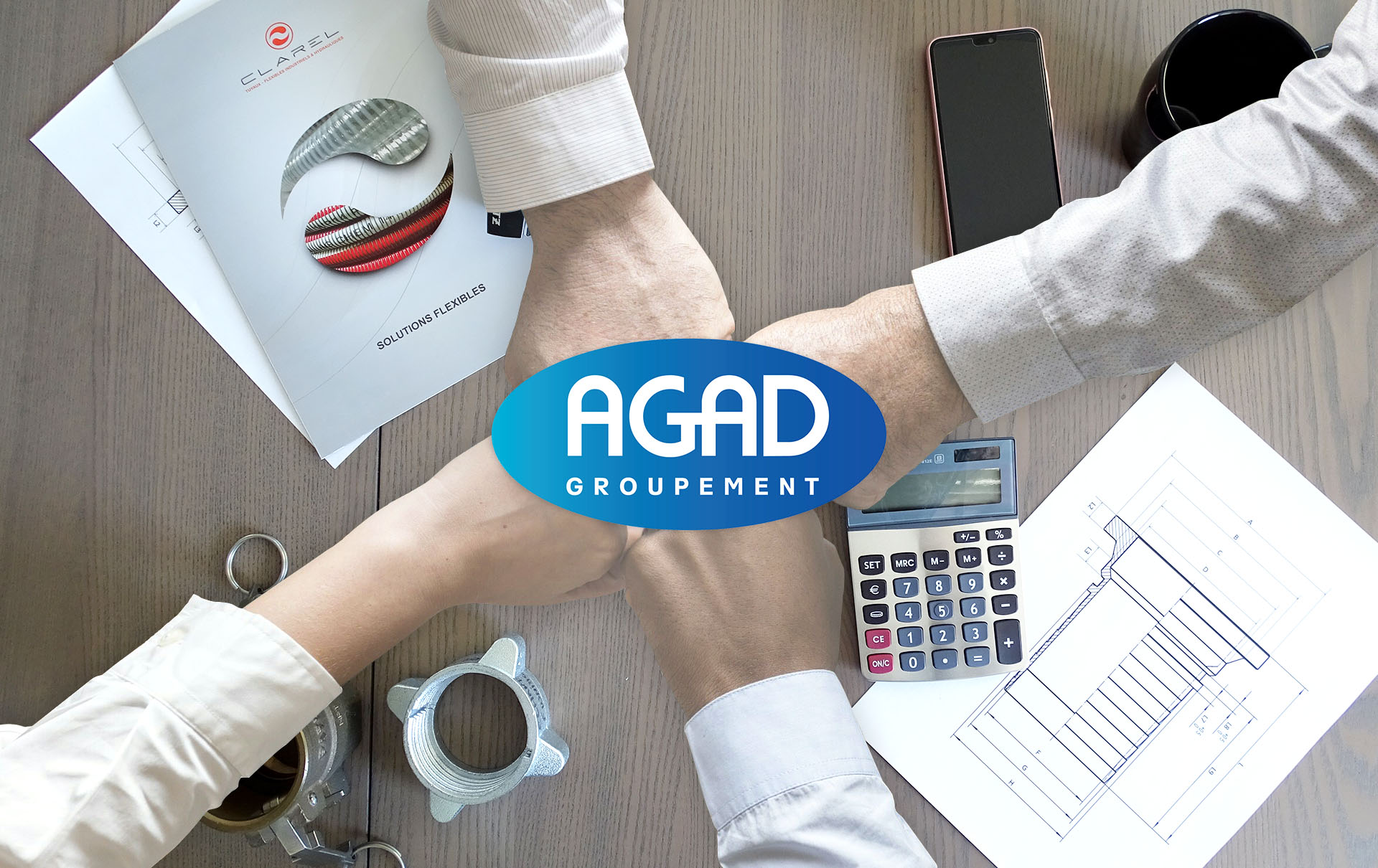 AGAD – Clarel rejoint le réseau national d'experts.