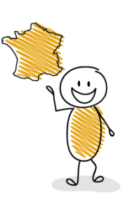 4 agences Clarel en France