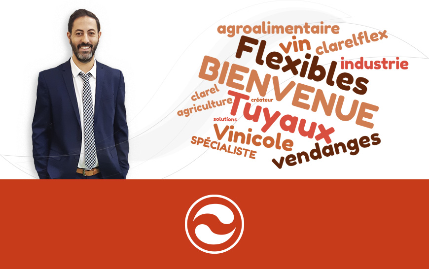 M. Nourdine BOUAMRA, notre nouveau Responsable Commercial